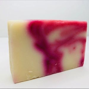 Plum Scented All Natural soap
